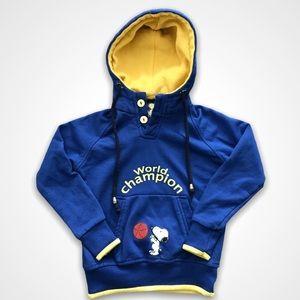 2/$15🥳 World Champion Peanuts Hoodie